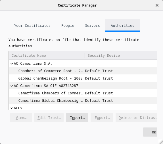 21.4.7 Lab - Certificate Authority Stores (Answers) 8
