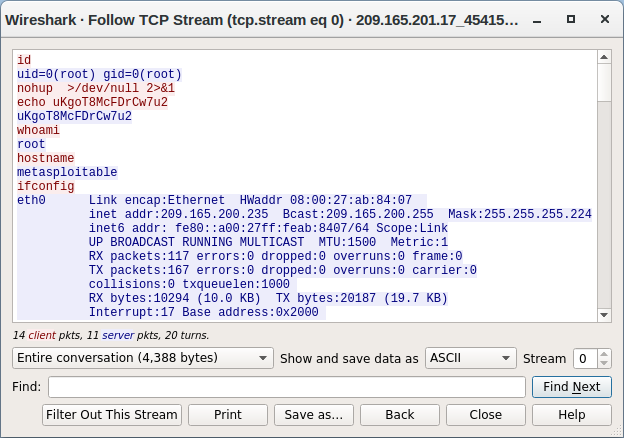 27.2.14 Lab - Isolate Compromised Host Using 5-Tuple (Answers) 20