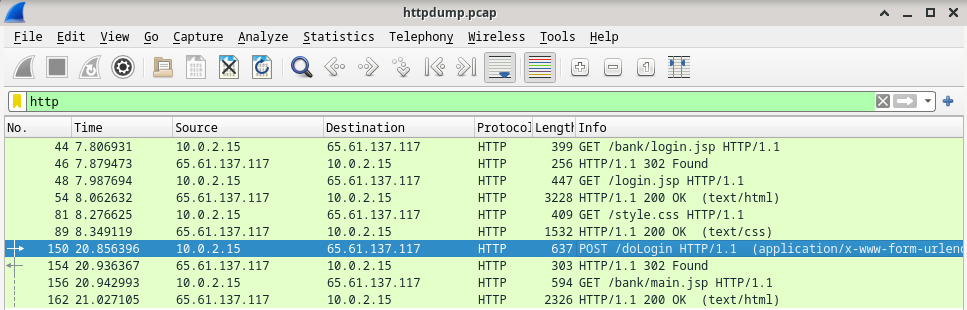10.6.7 Lab - Using Wireshark to Examine HTTP and HTTPS Traffic (Answers) 13