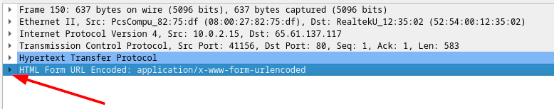 10.6.7 Lab - Using Wireshark to Examine HTTP and HTTPS Traffic (Answers) 14