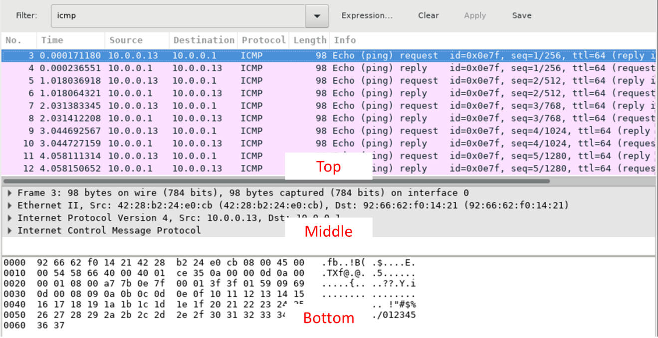8.2.8 Lab - Using Wireshark to Examine Ethernet Frames (Answers) 7
