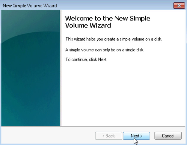 5.2.4.7 Lab - Create a Partition in Windows 7 and Vista (Answers) 23