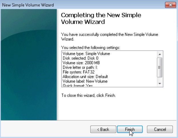 5.2.4.7 Lab - Create a Partition in Windows 7 and Vista (Answers) 27