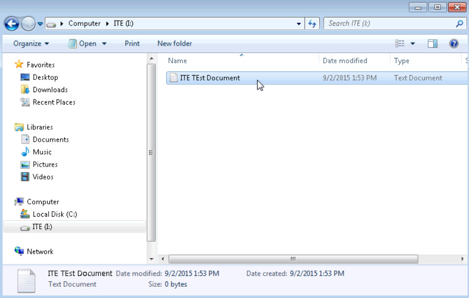 5.2.4.7 Lab - Create a Partition in Windows 7 and Vista (Answers) 33