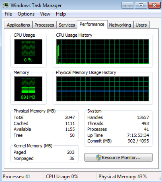 6.1.1.5 Lab - Task Manager in Windows 7 and Vista (Answers) 26