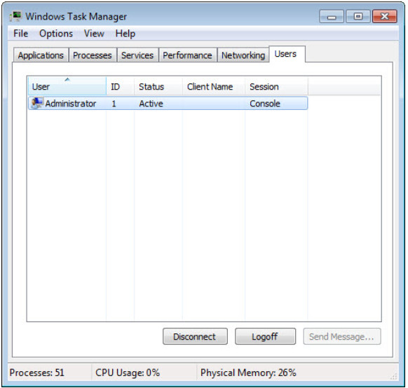 6.1.1.5 Lab - Task Manager in Windows 7 and Vista (Answers) 28