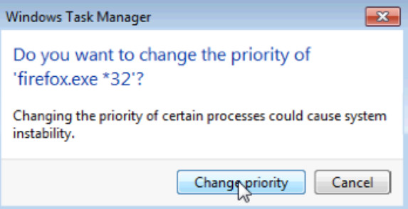 6.1.1.5 Lab - Task Manager in Windows 7 and Vista (Answers) 36