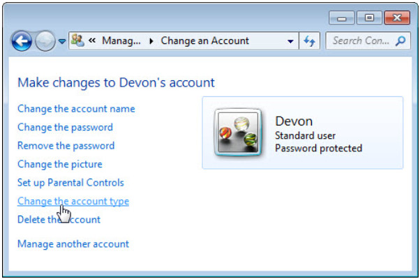 6.1.2.3 Lab - Create User Accounts in Windows 7 and Vista (Answers) 21