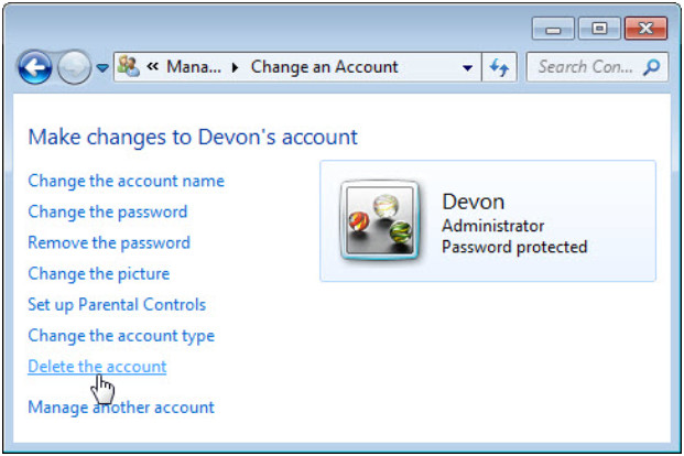 6.1.2.3 Lab - Create User Accounts in Windows 7 and Vista (Answers) 23