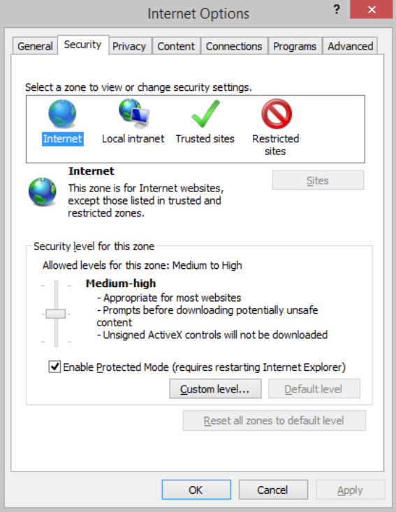 6.1.2.5 Lab - Configure Browser Settings in Windows 8 (Answers) 37