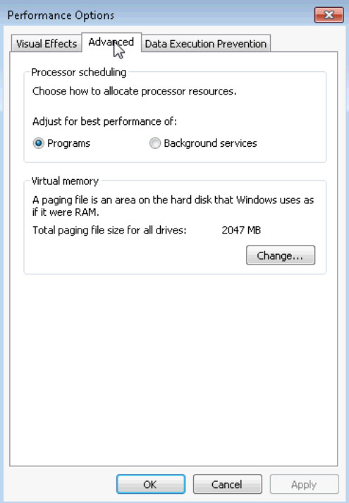 6.1.2.12 Lab - Manage Virtual Memory in Windows 7 and Vista (Answers) 18