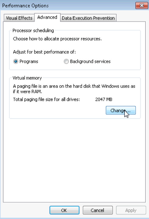 6.1.2.12 Lab - Manage Virtual Memory in Windows 7 and Vista (Answers) 19