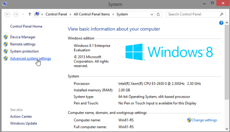 6.1.2.12 Lab - Manage Virtual Memory in Windows 8 (Answers) 18