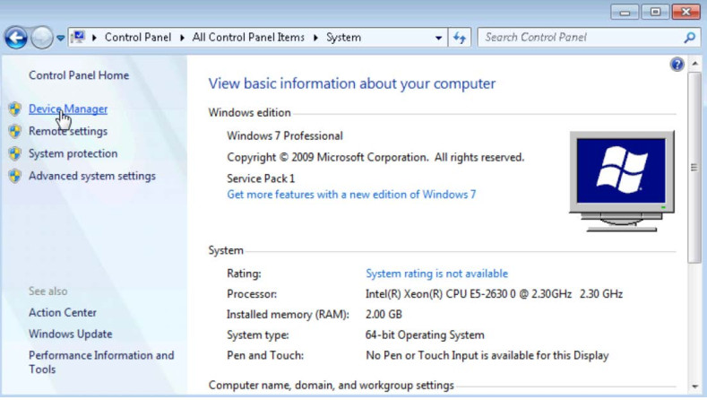 6.1.2.14 Lab - Device Manager in Windows 7 and Vista (Answers) 9
