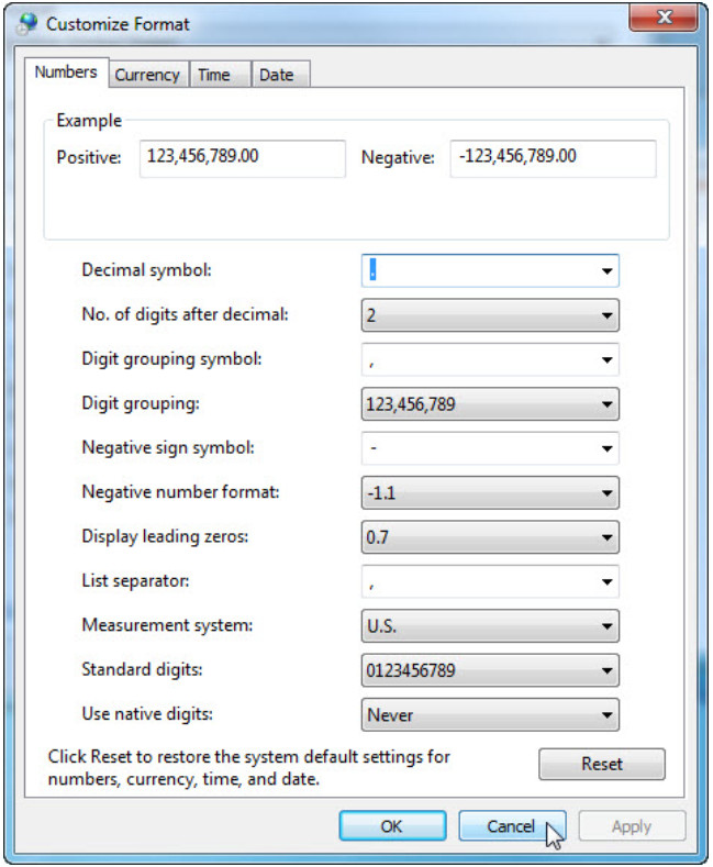 6.1.2.16 Lab - Region and Language Options in Windows 7 and Vista (Answers) 14
