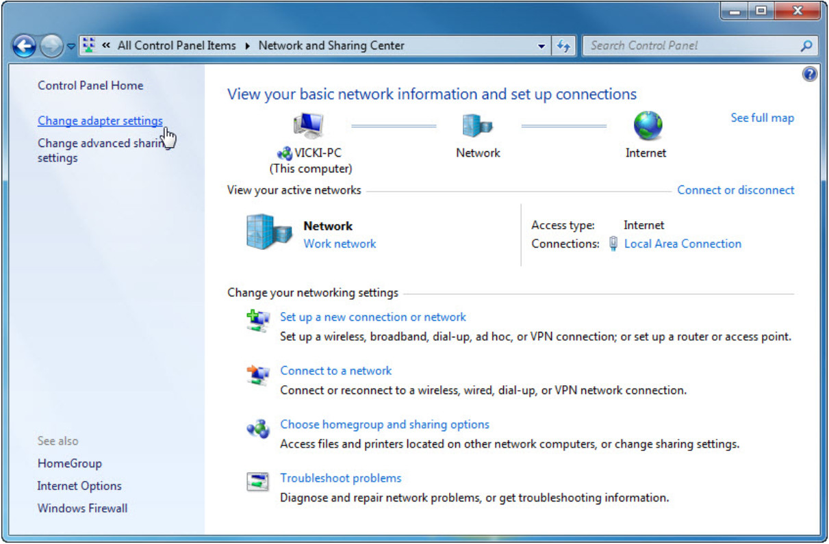 6.1.3.7 Lab - Monitor and Manage System Resources in Windows 7 and Vista (Answers) 65
