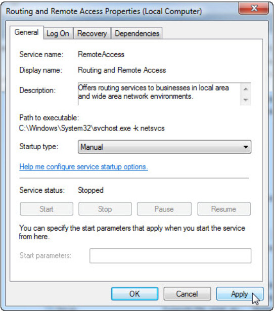 6.1.3.7 Lab - Monitor and Manage System Resources in Windows 7 and Vista (Answers) 73