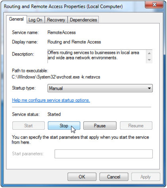 6.1.3.7 Lab - Monitor and Manage System Resources in Windows 7 and Vista (Answers) 80