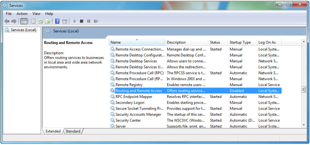 6.1.3.7 Lab - Monitor and Manage System Resources in Windows 7 and Vista (Answers) 86
