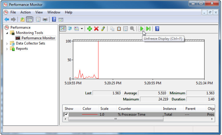 6.1.3.7 Lab - Monitor and Manage System Resources in Windows 7 and Vista (Answers) 87