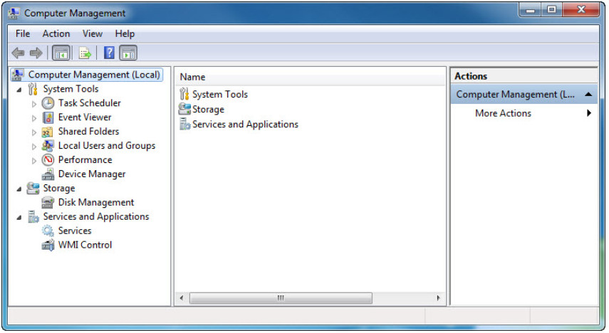 6.1.3.7 Lab - Monitor and Manage System Resources in Windows 7 and Vista (Answers) 89
