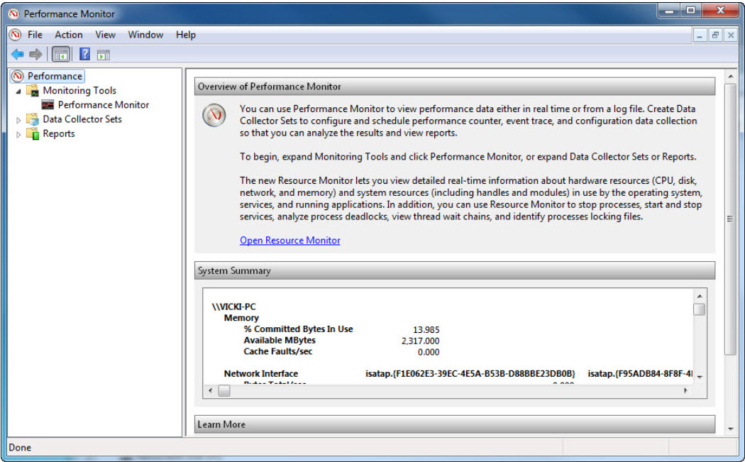 6.1.3.7 Lab - Monitor and Manage System Resources in Windows 7 and Vista (Answers) 92