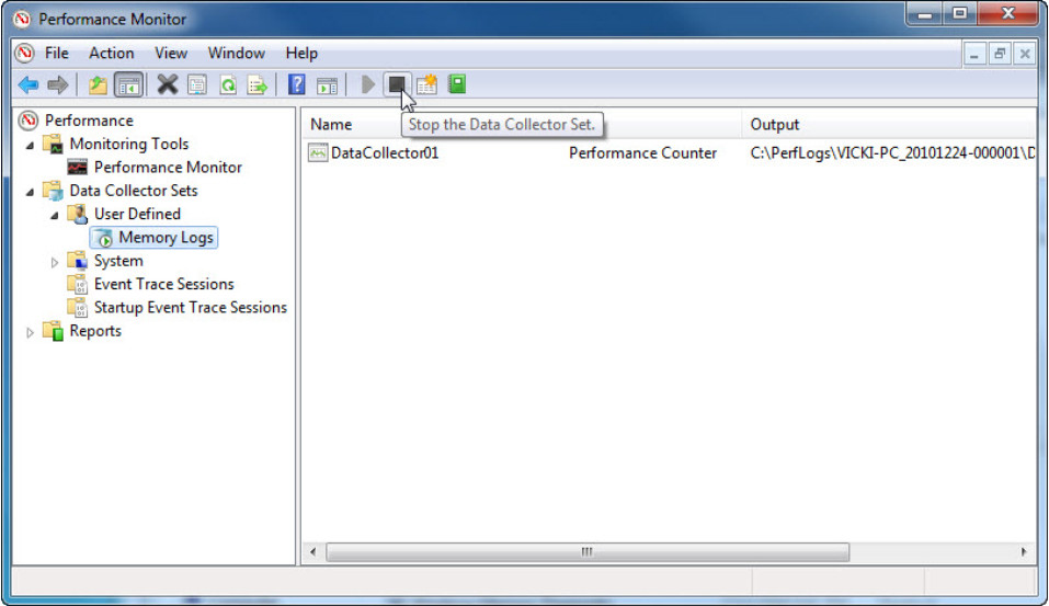 6.1.3.7 Lab - Monitor and Manage System Resources in Windows 7 and Vista (Answers) 108