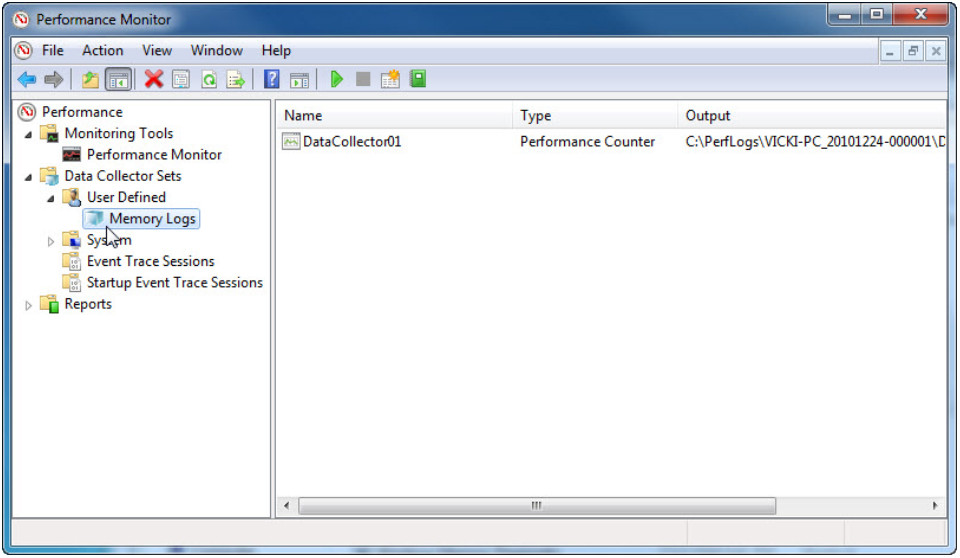 6.1.3.7 Lab - Monitor and Manage System Resources in Windows 7 and Vista (Answers) 109
