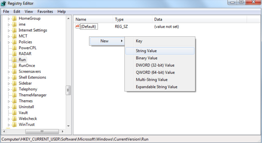 6.3.1.2 Lab - Managing the Startup Folder in Windows 7 and Vista (Answers) 12