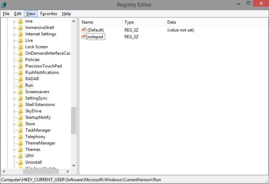 6.3.1.2 Lab - Managing the Startup Folder in Windows 8 (Answers) 29