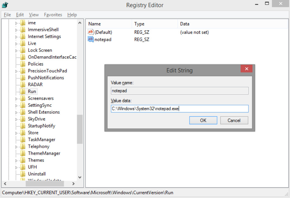 6.3.1.2 Lab - Managing the Startup Folder in Windows 8 (Answers) 31