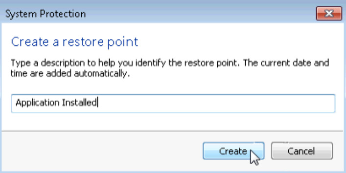 6.3.1.7 Lab - System Restore in Windows 7 and Vista (Answers) 19