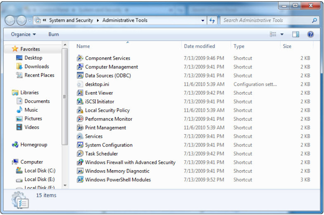 6.3.1.7 Lab - System Restore in Windows 7 and Vista (Answers) 32