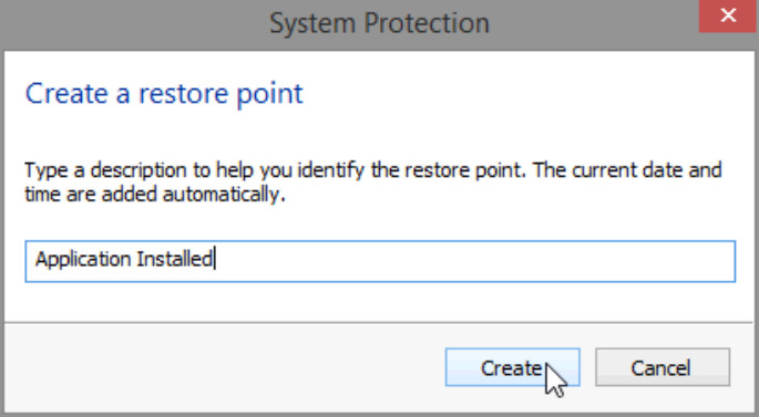 6.3.1.7 Lab - System Restore in Windows 8 (Answers) 22