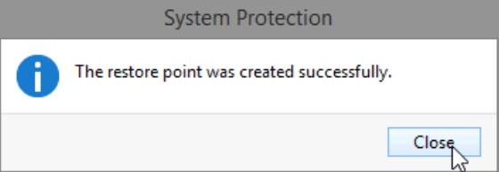 6.3.1.7 Lab - System Restore in Windows 8 (Answers) 23