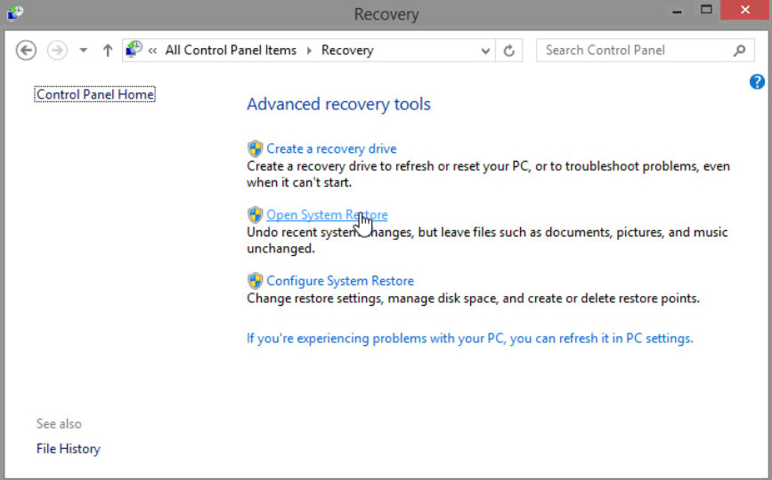 6.3.1.7 Lab - System Restore in Windows 8 (Answers) 32