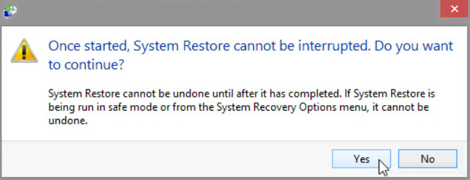 6.3.1.7 Lab - System Restore in Windows 8 (Answers) 35