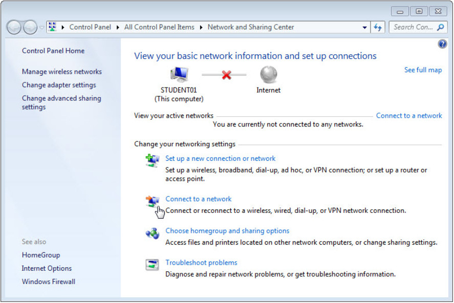8.1.2.12 Lab - Configure Wireless Router in Windows (Answers) 32