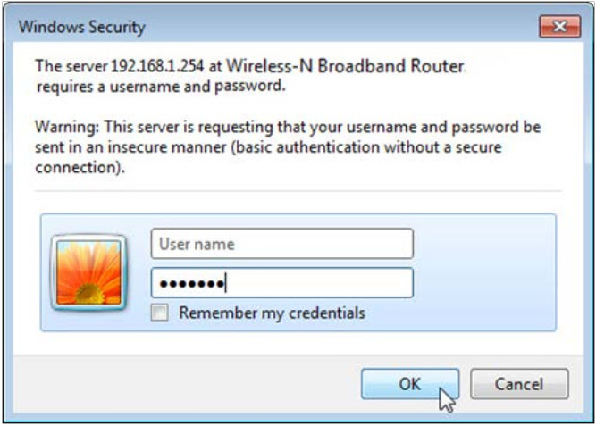 8.1.2.12 Lab - Configure Wireless Router in Windows (Answers) 35