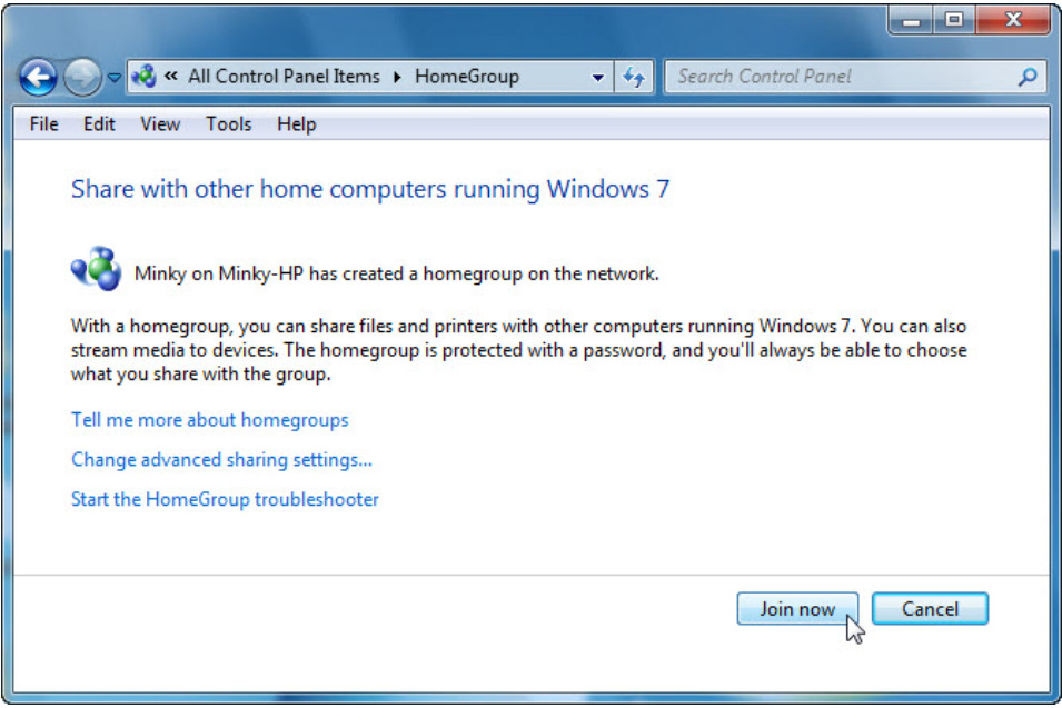 8.1.3.9 Lab - Share Resources in Windows (Answers) 71