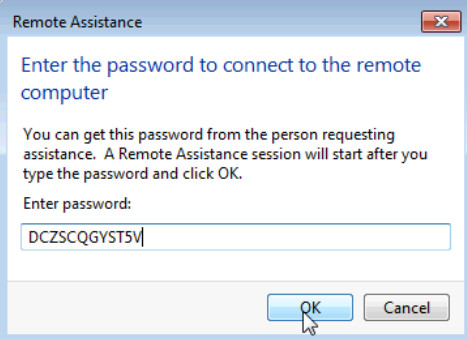 8.1.4.3 Lab - Remote Assistance in Windows (Answers) 40