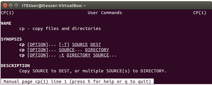 10.4.3.3 Lab - Working with the Linux Command Line (Answers) 36