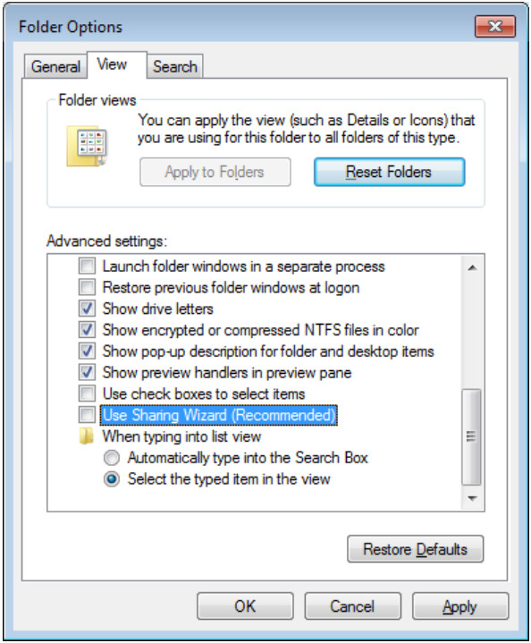 11.3.2.5 Lab - Share a Printer in Windows 7 and Vista (Answers) 22