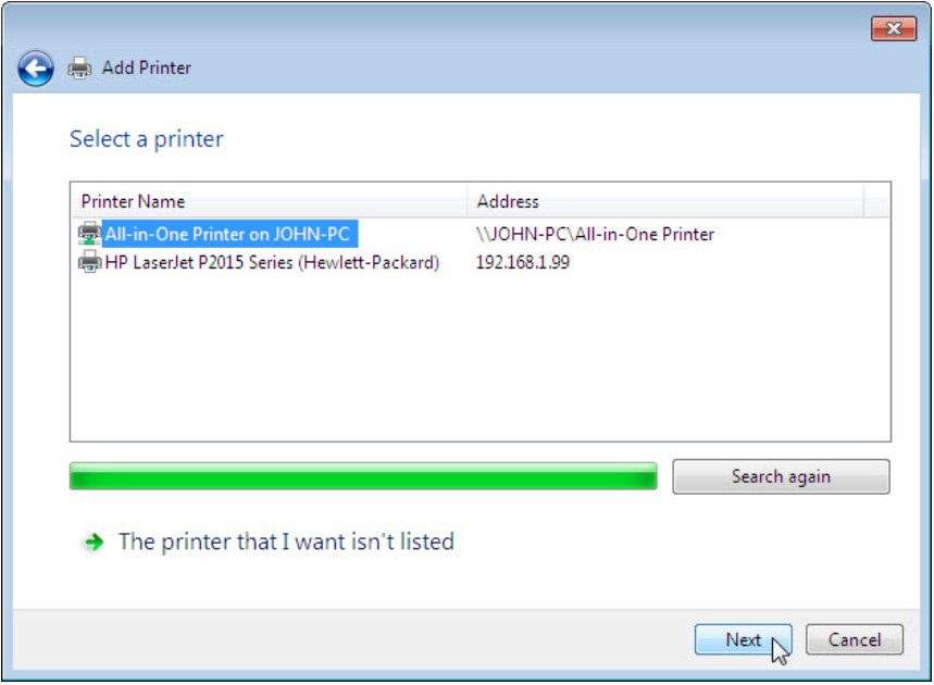 11.3.2.5 Lab - Share a Printer in Windows 7 and Vista (Answers) 27