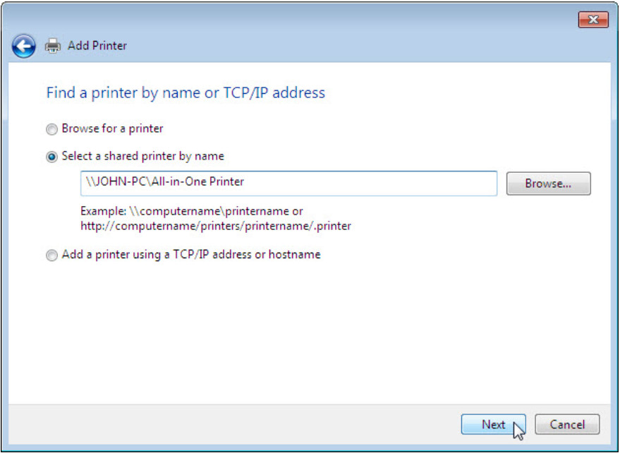 11.3.2.5 Lab - Share a Printer in Windows 7 and Vista (Answers) 29