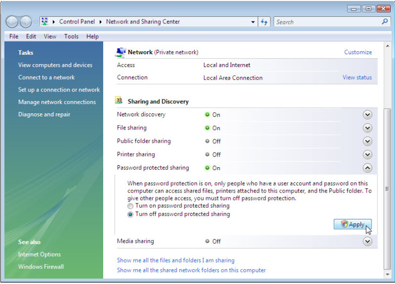 11.3.2.5 Lab - Share a Printer in Windows 7 and Vista (Answers) 33