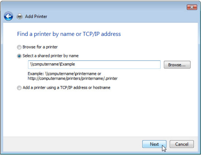 11.3.2.5 Lab - Share a Printer in Windows 7 and Vista (Answers) 40
