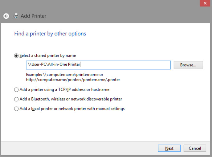 11.3.2.5 Lab - Share a Printer in Windows 8 (Answers) 14