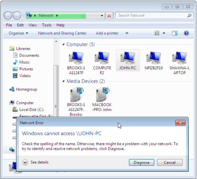 12.3.1.5 Lab - Configure the Firewall in Windows 7 and Vista (Answers) 42