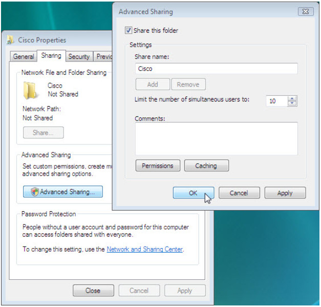 12.3.1.5 Lab - Configure the Firewall in Windows 7 and Vista (Answers) 51